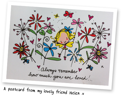 card from helen