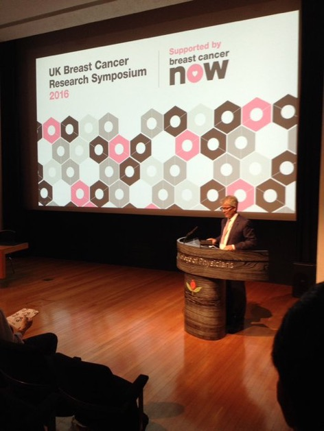 Breast Cancer Now Research Symposium 2016