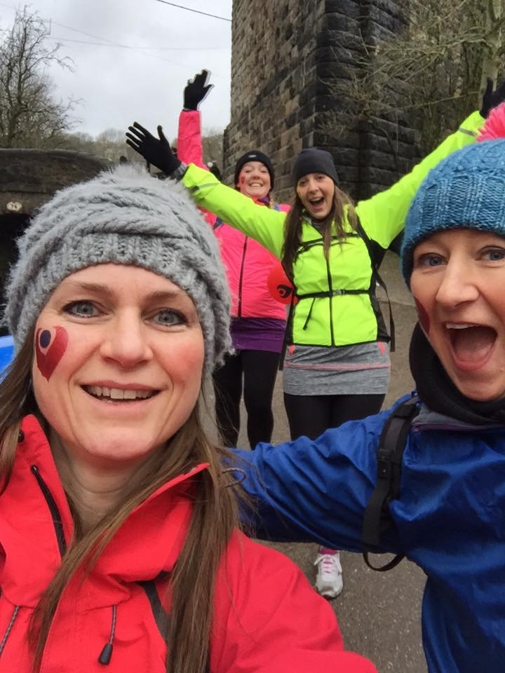Diggle - Didsbury 20 mile walk