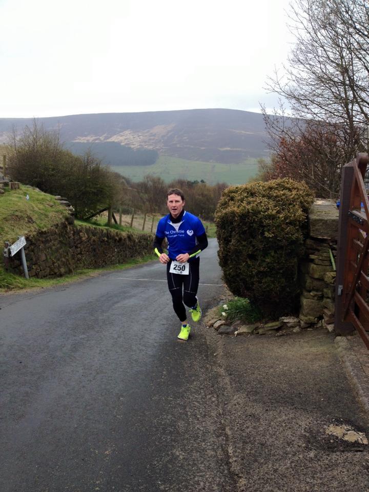Oldham triathlon - Jeff