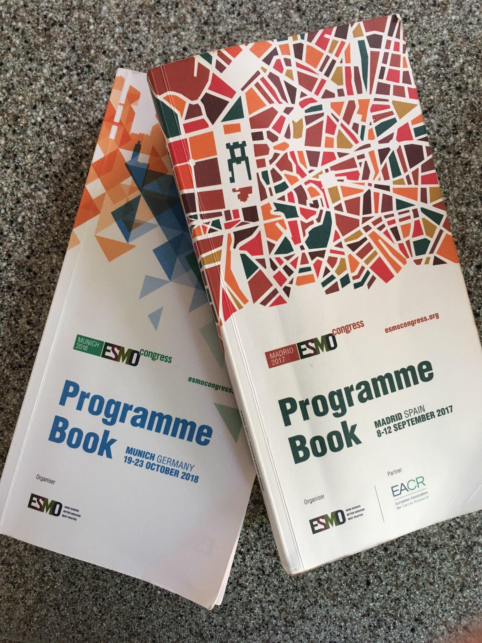 ESMO Programme